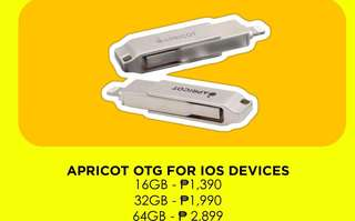 Apricot OTG for IOS Devices