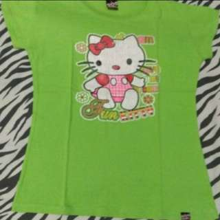 Sale!!! Kaos Hello Kitty