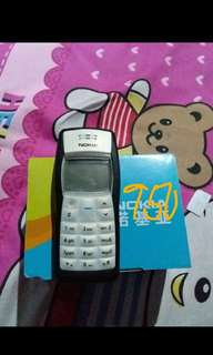 Nokia vintage phone newly refurbished