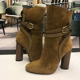 Gucci Suede Short Boot