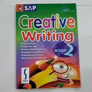 Creative writing book 2