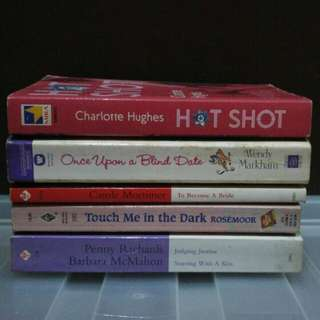 Book bundle 82 (take all)
