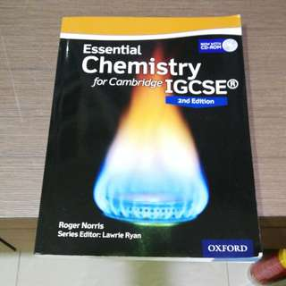 Essential Chemistry Textbook for IGCSE
