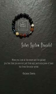 Solar System Bracelet