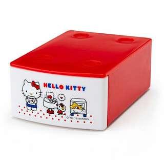 Hello Kitty 小收納盒 + memo 紙
