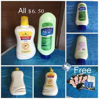 Set Of Body Shower & Moisturiser