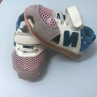 New Balance Inspired Baby Shoes