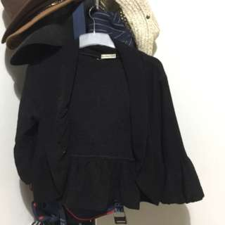 BLACK OUTER BELL