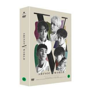 [PREORDER] SHINEE - Shinee World V in Seoul DVD