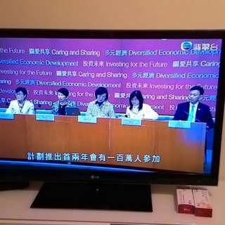 LG 47 吋 LCD 電視