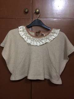 Korean Top (knitted)