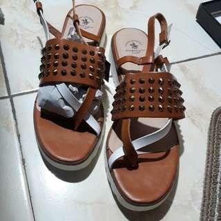 Sepatu sandal santa barbara POLO&RACQUET CLUB