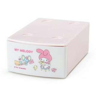 My Melody 小收納盒 + memo 紙