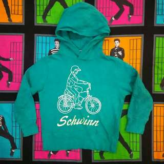 Schwinn hooded