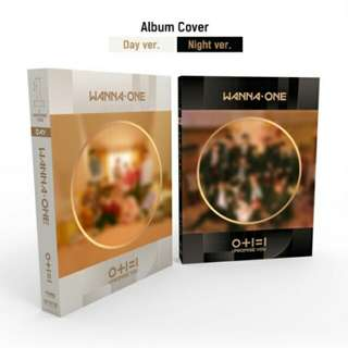 [Pre-order] Wanna One - I Promise You
