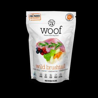 Woof Freeze Dried Dog Food (1.2kg)