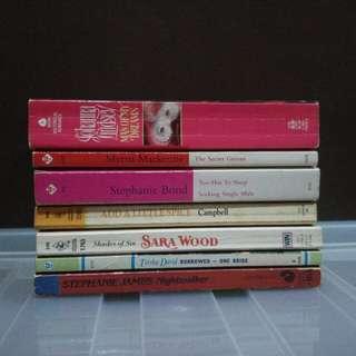 Book bundle 85 (take all)