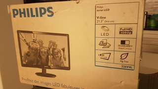 Philips monitor (model: 226V4L)