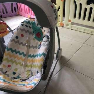 Baby Swing plus Walker