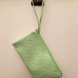 Light Green Pouch