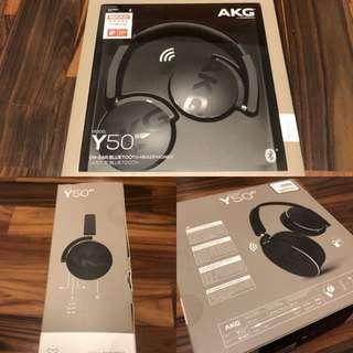 AKG Y50BT Bluetooth Headphones