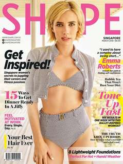 Shape Magazine - March 2018