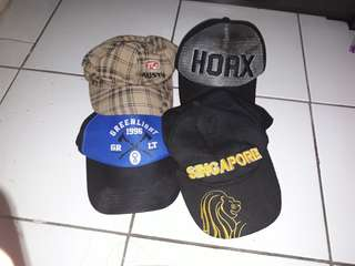 TOPI (Free 1pcs for BUYER)