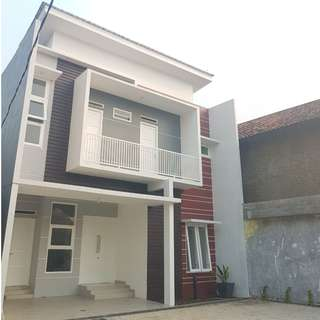Rumah Minimalis Semi Furnished