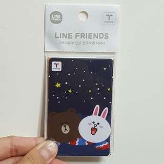 韓國絕版LINE T MONEY