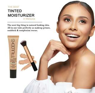 Trulooks Tinted Moisturizer is your Beauty Bestie!