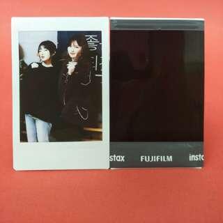 Red Velvet Irene Wendy Polaroid Fujifilm