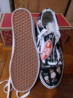 Vans 布鞋