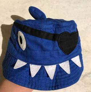 Summer hat for young boys