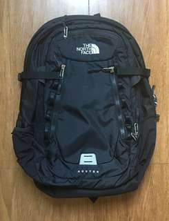 Authentic North Face Router Backpack