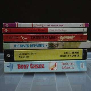 Book bundle (take all)