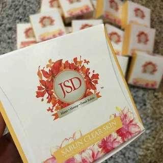 Magic Clear Sinus Soap JSD