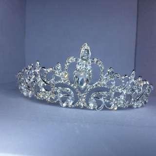 Mahkota pengantin wanita crown aksesoris pengantin