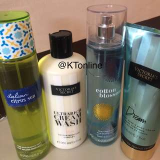 Bath n Body / Victorias Secret