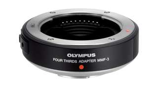Olympus MMF-3 adapter
