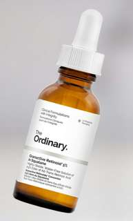 Granactive Retinoid 5% in Squalane (The Ordinary.)