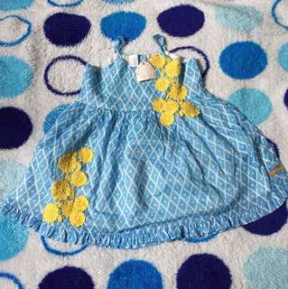 Peppermint Baby Dress