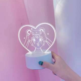 Sailormoon LED Lighg