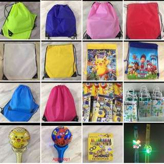 Goodies bag item with appshop1