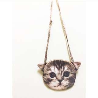 🚚 超可愛小貓包