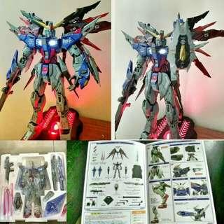 HotStudio 1:60 Metal Master Grade Destiny Gundam