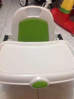 Kursi makan babyelle (booster seat)
