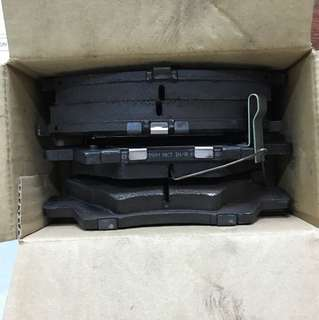Front brake pads - Honda City (1 pair) #FEB50