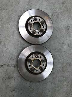 S2000 front rotors - 1 pair