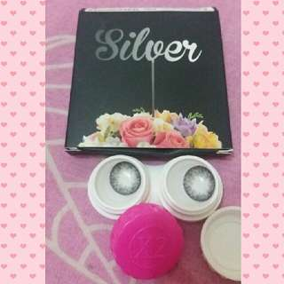 Soflens X2 Ice Silver 02