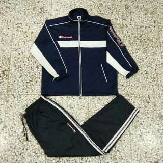 Champion Products Tracktop & Trackpant